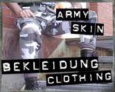 208 Army-Kleidung -
