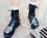 Boot Restraints
