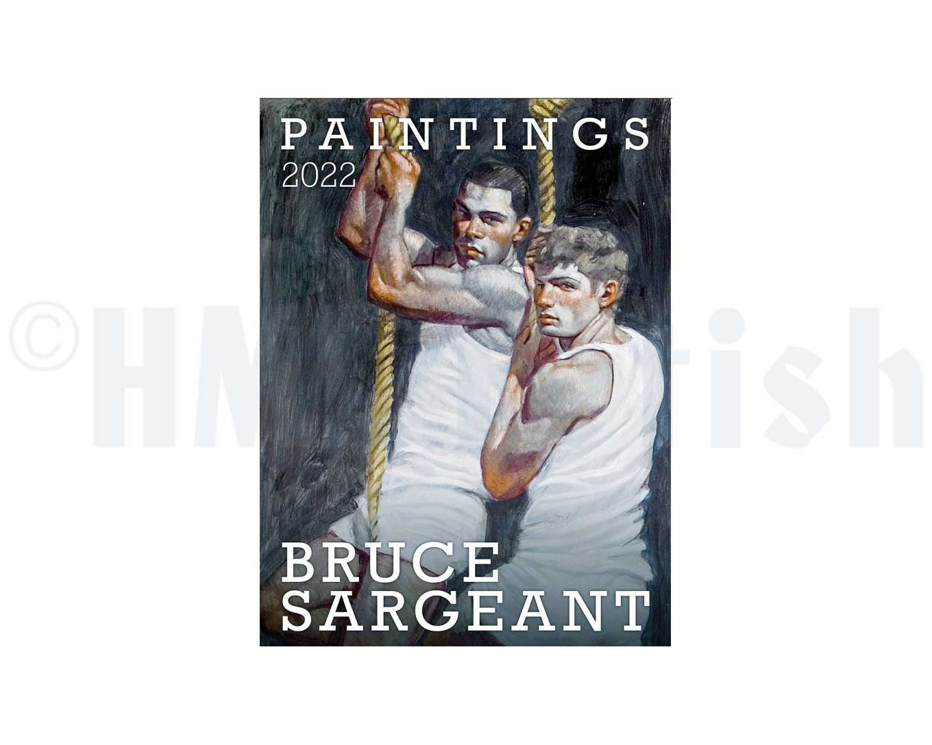 Bruce Sargeant Paintings 2020 New York-based artist Mark Beard has created the last two decades to painting the work of the fictive artist Bruce Sargeant, who idealized and celebrated the beauty of the male form. His subtly-toned oil paintings of young men at sport and leisure are reminiscent of classic figure painting, highlighting his beaux arts training, yet their gentle elegance continues to speak to contemporary audiences.His works are in museum collections worldwide.