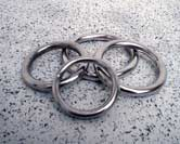 Stainless-Cockring