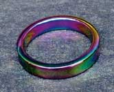 Rainbow-Cockring 10 mm